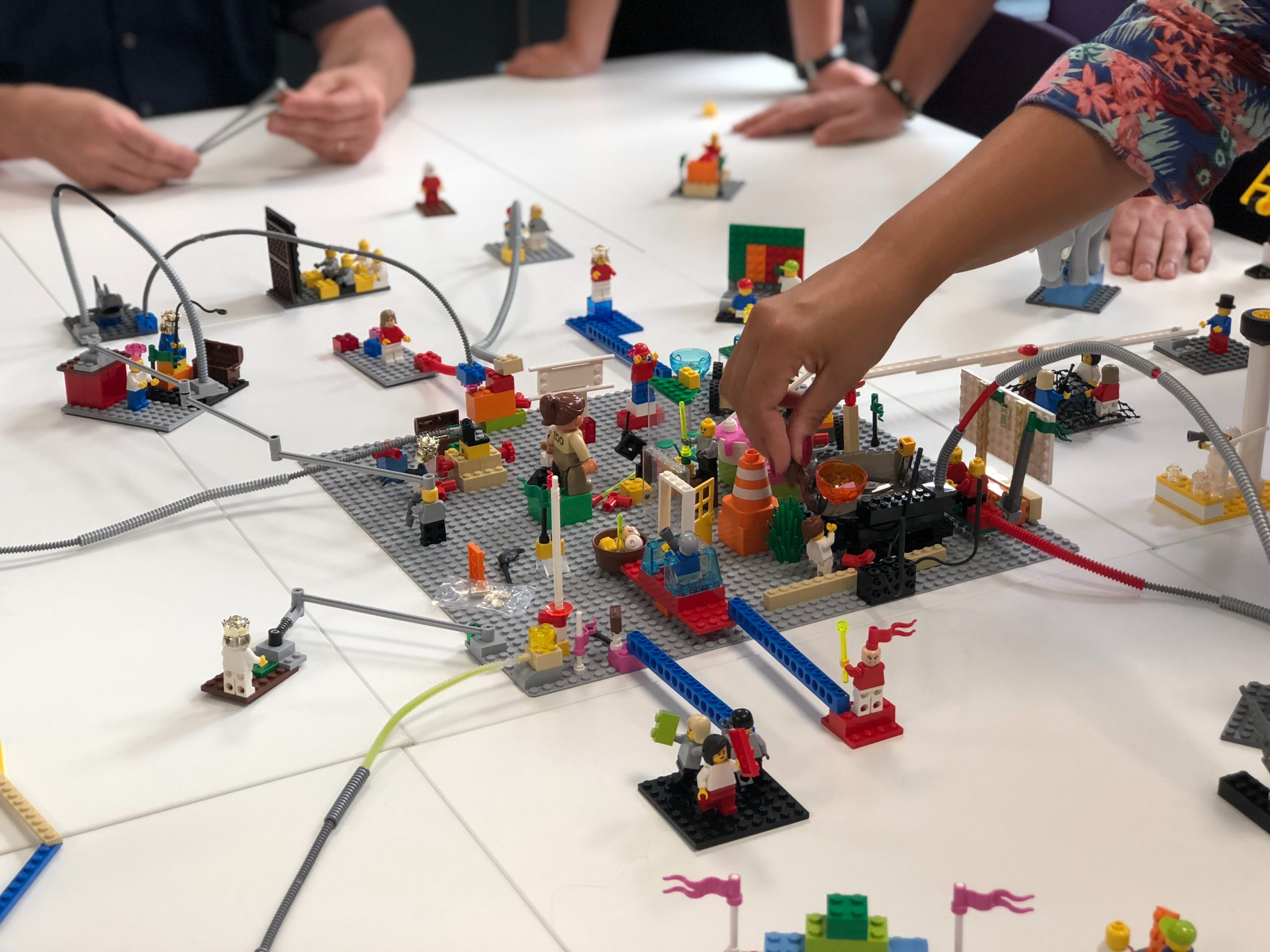 WORKSHOP LEGO